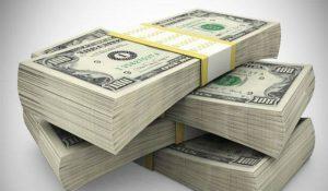 gambar uang dolar